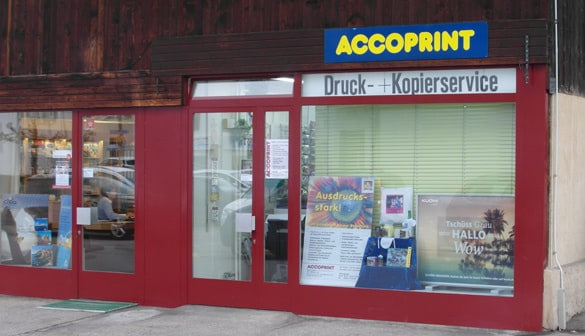 ACCOPRINT Shop